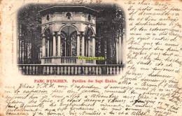 CPA  PARC D'ENGHIEN PAVILLON DES SEPT ETOILES - Enghien - Edingen
