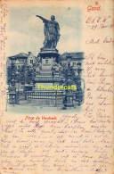 CPA  GENT GAND 1899 !!  PLACE DE VENDREDI - Gent