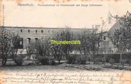 CPA  HERENTALS HERENTHALS NORMAALSCHOOL EN PENSIONNAAT VAN JONGE JUFVROUWEN - Herentals