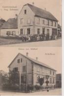 67- ALTDORF - 2 VUES - L'ECOLE ET RESTAURANT SALOMON - Other Municipalities