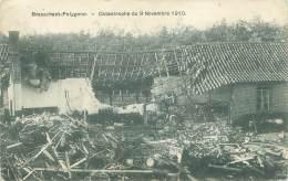 BRASSCHAET-POLYGONE - Catastrophe Du 9 Novembre 1910 - Brasschaat