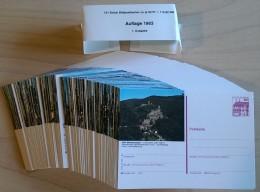 Germany 1983 / Ganzache / Postal Stationery / COMPLETE YEAR / 191 Pcs - [7] République Fédérale