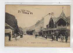 ANNECY - La Rue Sommeiller - Très Bon état - Annecy