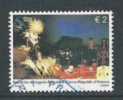 Kosovo, Mi 185 Jaar 2011, Hogere Waarde, Gestempeld, Zie Scan - Kosovo