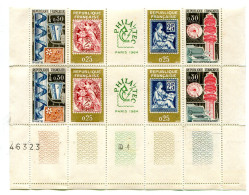Bloc Philatec Paris 1964 (2) - Non Classés