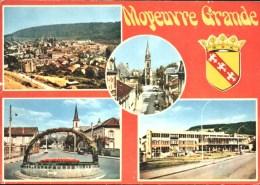 MOYEUVRE-GRANDE 57 - Multivues - W-16 - France