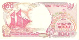Indonesia - Pick 127 - 100 Rupiah 1992 - Unc - Indonesia