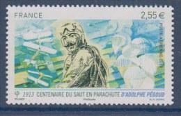 FRANCE 2013-P.A. N°76** 1er SAUT EN PARACHUTE A.PEGOUD