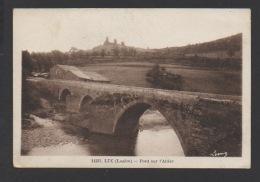 DF / 48 LOZÈRE / LUC / PONT SUR L'ALLIER - France