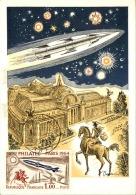 FRANCE - Carte Maximum Philatec  En 1964 - A Voir - L  4299 - Cartes-Maximum
