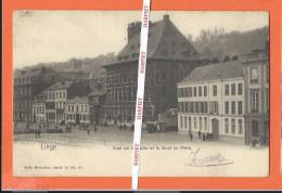 LIEGE  -   Quai De La Batte Et Le Mont De Piété  -   NELS  Sie 34  N° 91 - Luik