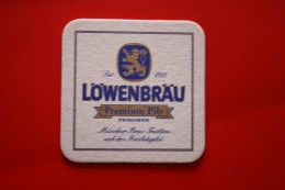 SOUS BOCKS LOWENBRAU - Sous-bocks