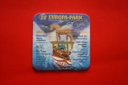 SOUS BOCKS KRONEN EUROPA PARK POSEIDON R / V - Sous-bocks