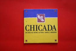 SOUS BOCKS CHICADA R / V - Portavasos