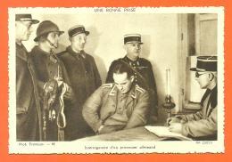 """Une Bonne Prise """" Interrogatoire D'un Prisonnier Allemand """" CPSM GF - War 1939-45"""