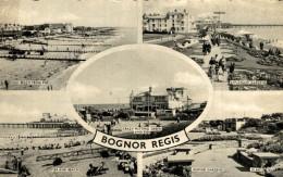 BOGNOR REGIS CPSM MULTIVUE - Bognor Regis