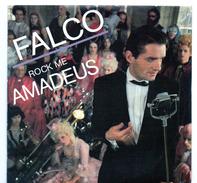 45T : FALCO - ROCK ME AMADEUS - Rock