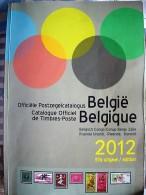 OFFICIELE BELGISCHE POSTZEGELCATALOGUS 2012 - Belgien