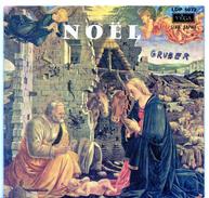 45T : NOEL - IL EST NE LE DIVIN ENFANT / BELLE NUIT, SAINTE NUIT - Weihnachtslieder
