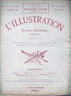 ILLUSTRATION N° 3680 / 06-09-1913 SIDI-BRAHIM HAMMERFEST TETOUAN COUTANT CERTALDO POINCARÉ BERGERAC QUERCY ROCHEPOT ++++ - Journaux - Quotidiens