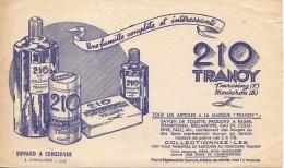Buvard Savon De Toilette Produit à Raser 210 TRANOY  à Tourcoing - Wash & Clean