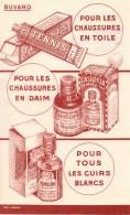 Buvard  Produits Pour Les Chaussures En Toile , Daim Et Cuirs - Pulizia