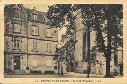 Fontenay-le-Comte - Musée Vendéen - Carte LL N°13 - Musées
