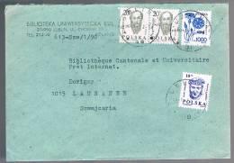 Polska, 1990, For Lausanne - 1944-.... República