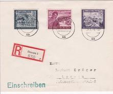 ALLEMAGNE 1944 LR DE DESSAU SANS CACHET ARRIVEE - Covers & Documents