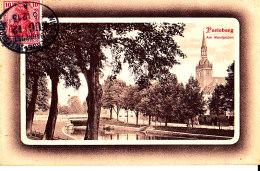 PERLEBERG / AM WANDGRABEN / CIRC 1913 / RARE - Perleberg