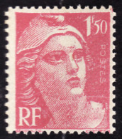 FRANCE  1945  -  Y&T   712  - Marianne De Gandon   1f5  Rose   -  NEUF**