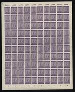 SBZ-Bogen ,Nr.117 Y,xx  (M4) - Sowjetische Zone (SBZ)