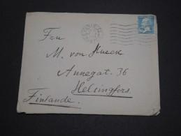 FRANCE - Type Pasteur Seul Sur Enveloppe Pour La Finlande En 1929 - A Voir - L 4369 - Marcophilie (Lettres)