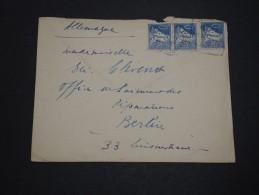 FRANCE / ALGÉRIE - Enveloppe Pour Berlin- A Voir - L 4373 - Algérie (1924-1962)
