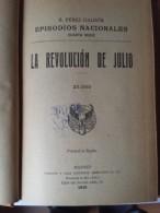EPISODIOS NACIONALES DE PEREZ GALDOS 1931 ENCUADERNADO - Literature