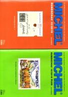 Briefmarken Rundschau MICHEL 10/2016 Sowie 10/2016-plus Neu 12€ New Stamp Of The World Catalogue And Magacine Of Germany - Postkaarten