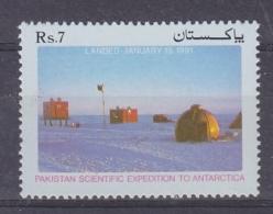Pakistan 1991 Antarctica 1v ** Mnh (32810) - Postzegels