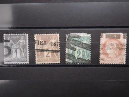 FRANCE - Lot De Classiques Avec Oblitérations Journaux - A Voir – P19462 - France