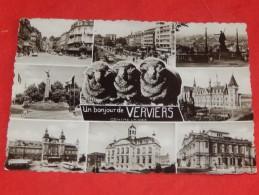 VERVIERS  - Un Bonjour De Verviers  - Multi-vues - Verviers