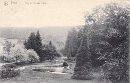 Yvoir -  Parc Du Château D'Yvoir - Nels Série 51, N° 62 - Yvoir