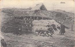 Camp De Beverloo - Abris - 1913 - Manoeuvres