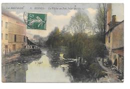 RENNES - La Vilaine Au Pont Saint-Martin (I)   LA BRETAGNE - Rennes