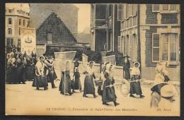 LE CROTOY Procession De Saint Pierre Les Matelottes (JD Phot) Somme (80) - Le Crotoy