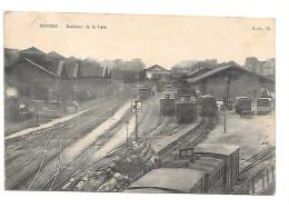 RENNES - Intérieur De La Gare - Rennes