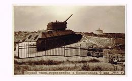 Krim-Crimée-Ukraine-Russia - Tank-Char De Combat - Ukraine