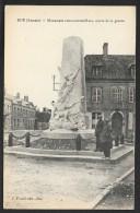 RUE Monument Aux Morts (Panier) Somme (80) - Rue