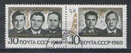 Rusland Y/T 3543 / 3544 (0)