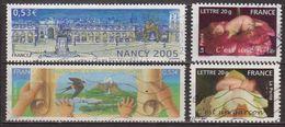 Charte De L'environnement, Hirondelle - FRANCE - Place Stanislas, Nancy - Bébé Nouveau Né - 2005 - Frankreich