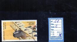 FRANCE PA OBLITERE N° 61 - 1927-1959 Used