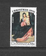 Dominica 1976 Nr° Y&T 495** Postfris - Dominique (1978-...)